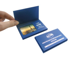 Unique Video Business Card