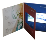 Video Brochure with 2 Pages