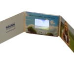 Video Brochure Trifold